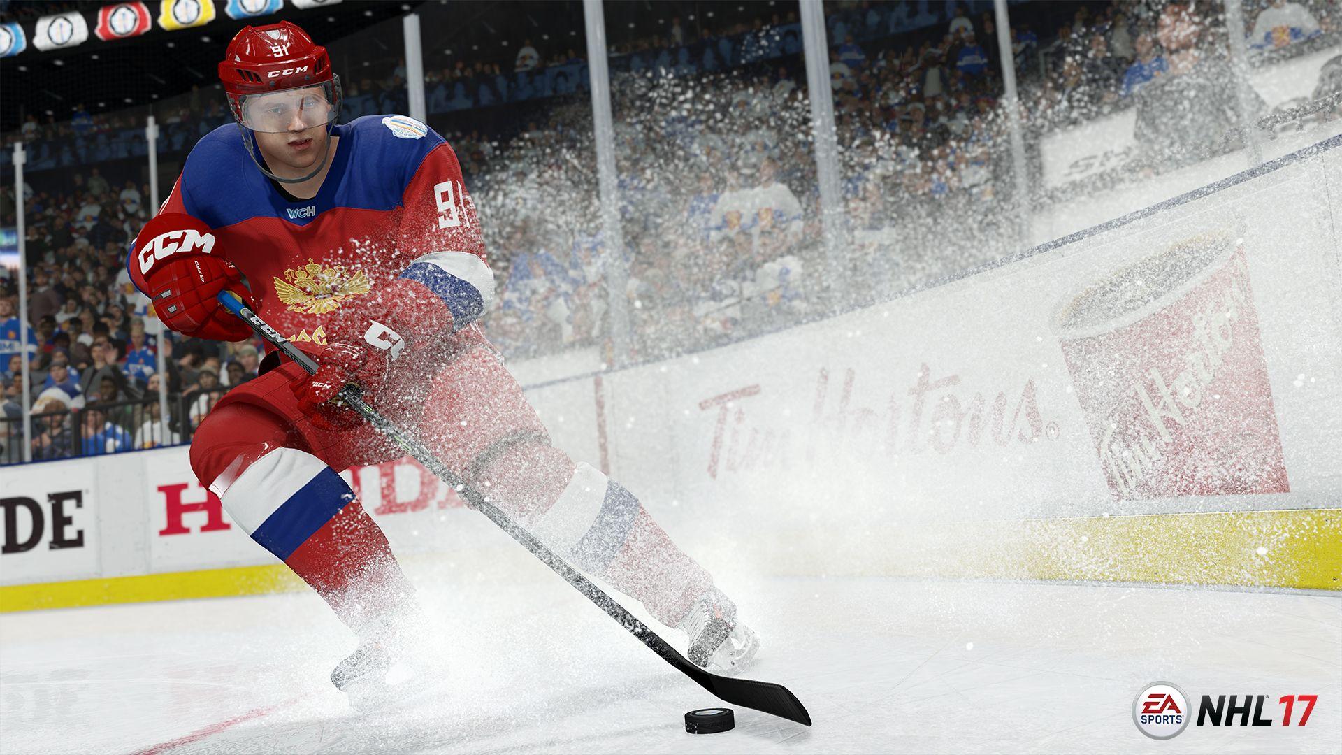 fefb230293a5c Recenze: NHL 17 jede v režimu setrvačnosti. Revoluce přijde až za rok -  Aktuálně.cz