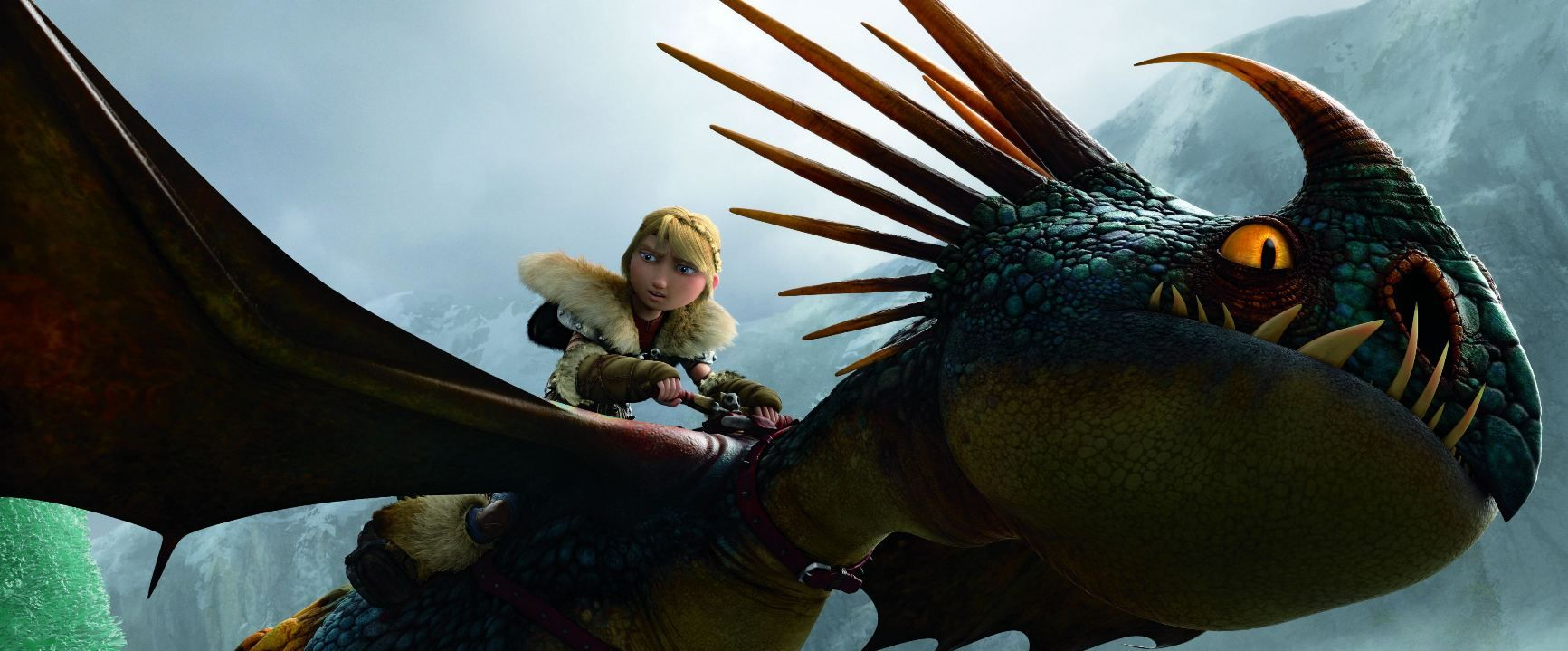 How to Train Your Dragon: The Hidden World How to Train Pictures of the dragons in how to train your dragon