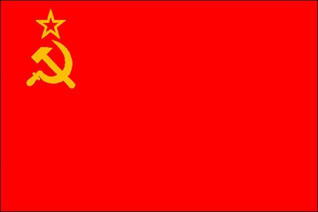 Sovětský svaz SSSR vlajka - Aktuálně.cz