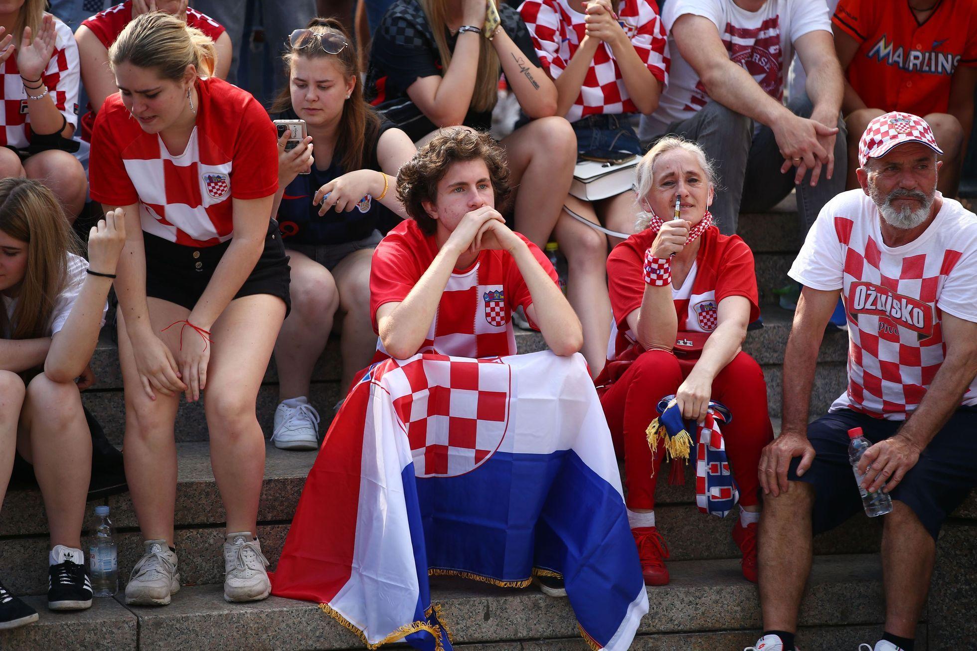Watch Schick?  All Czechs are dangerous, the Croats are afraid of a key battle