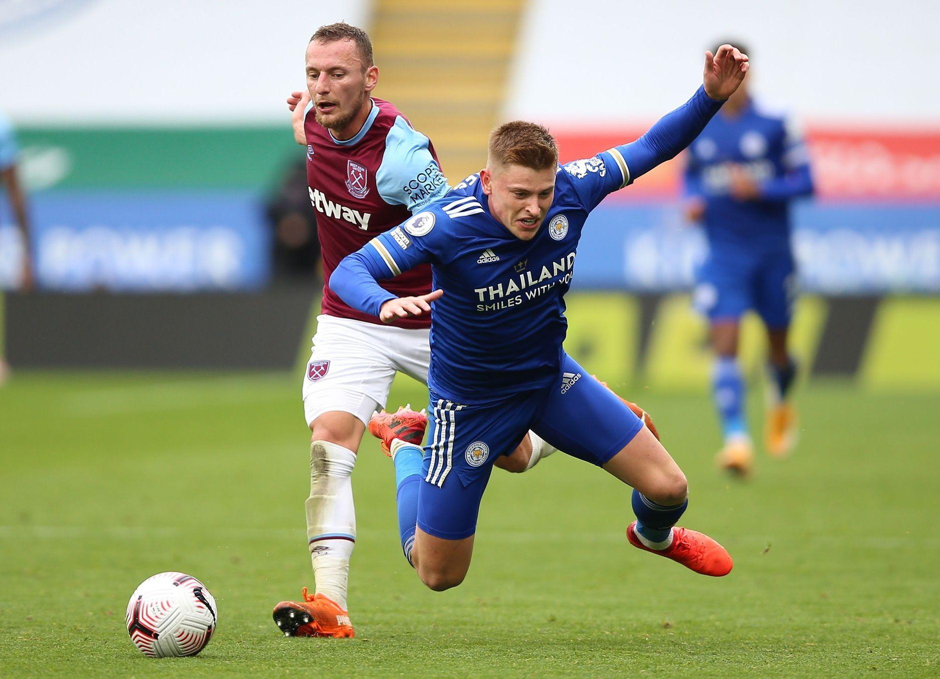 West Ham jde do bitvy s Leicesterem, Rodgers netají obdiv k Coufalovi