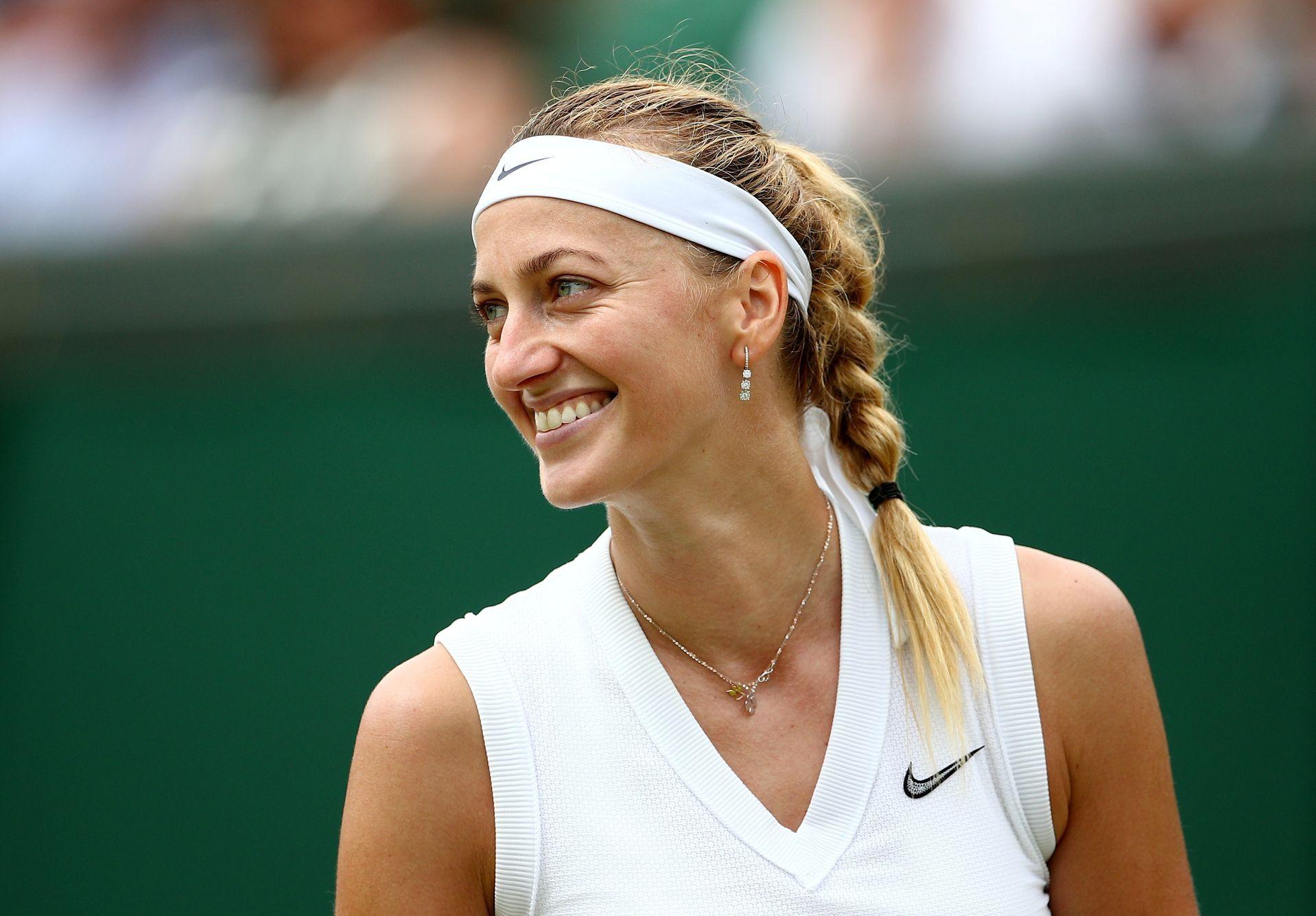 Kvitová si před Wimbledonem připsala další výhru, znovu na tři sety