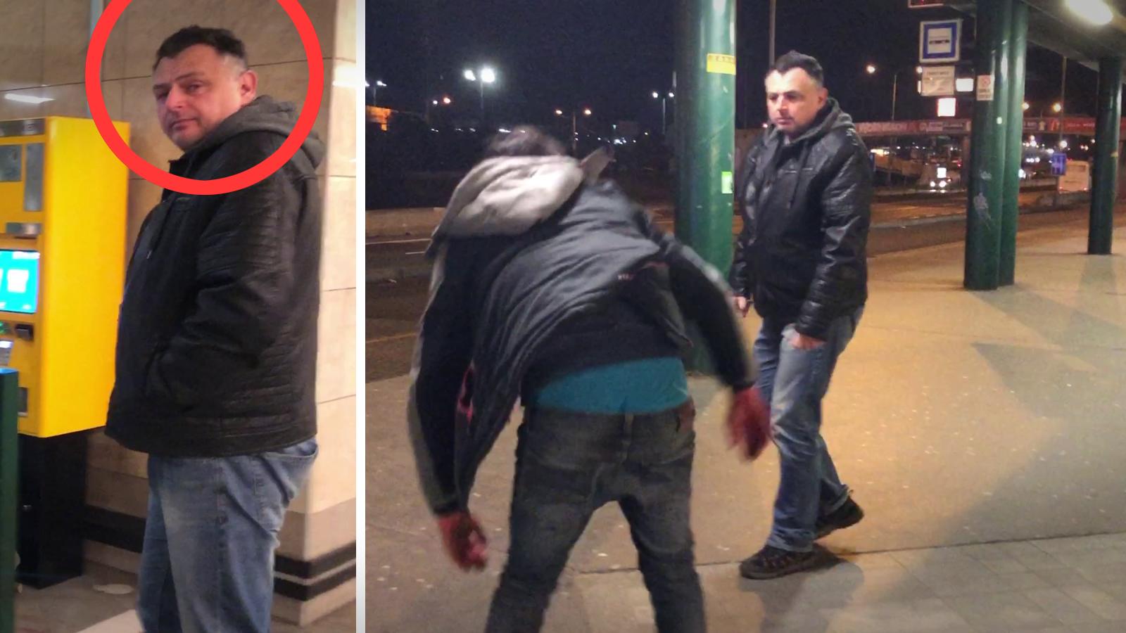 VIDEO: Policie nala svdka, kter brnil enu ped nsilm