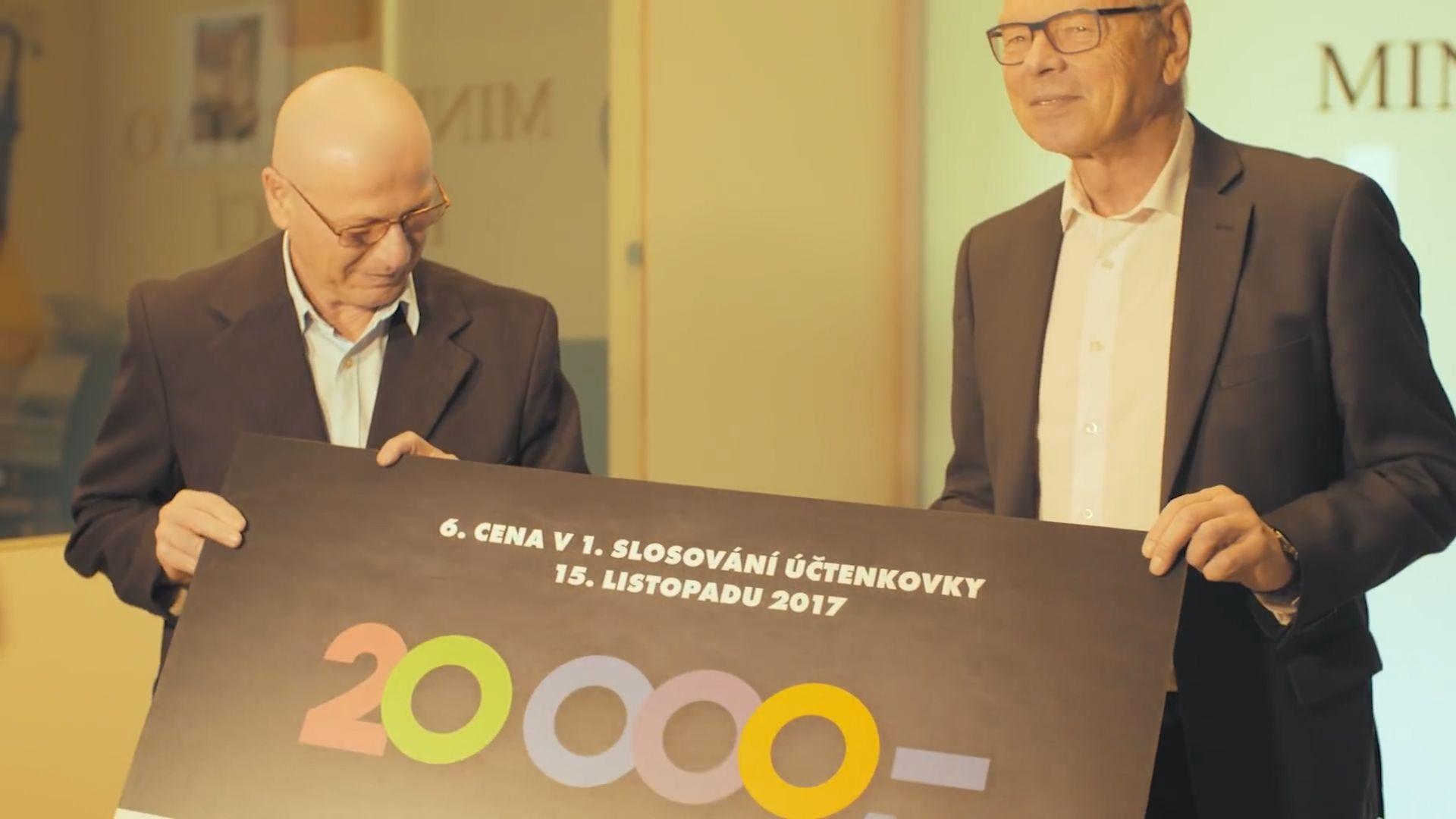 Rekordman V Uctenkove Loterii Zaregistroval 1129 Uctenek Pristi Rok