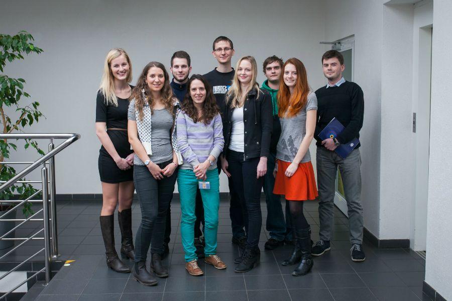Účastníci minulého ročníku Trainee programu