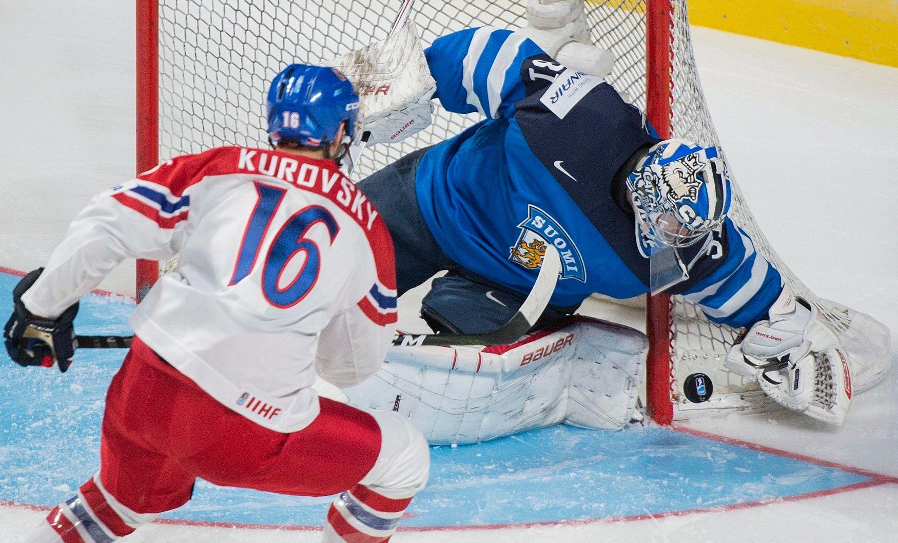 Čechy nepřehlížejme, půjdou do semifinále, tipuje kanadský expert. Mírní favorité jsou ale Finové