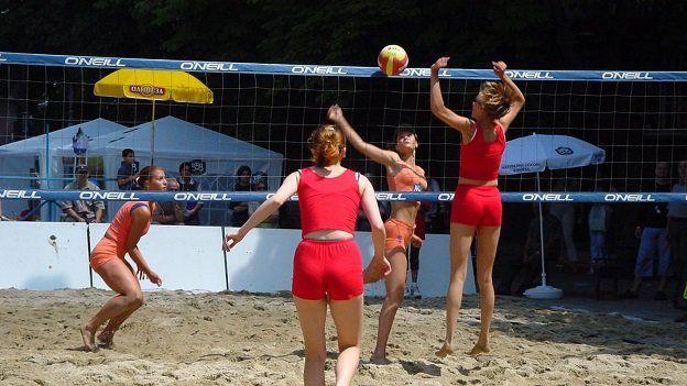 Vysokoškolský turnaj v beachvolejbale startuje už 21. května v Českých Budějovicích
