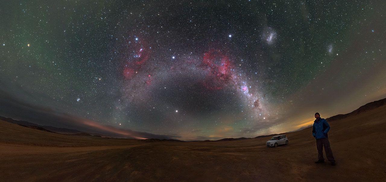Astronom a první český foto ambasador Evropské jižní observatoře Petr Horálek se vrátil z pobytu v místě, kde je člověk k hvězdám nejblíže. Nahlédl do…