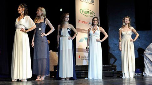 Česko má novou Miss studentek vysokých škol!