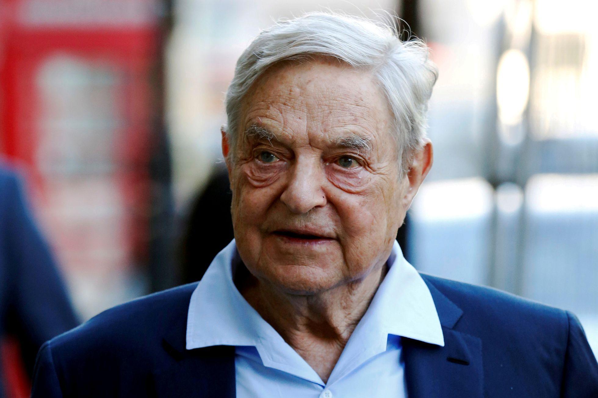 Chce Soros změnit u nás vládu, tak jako na Ukrajině?