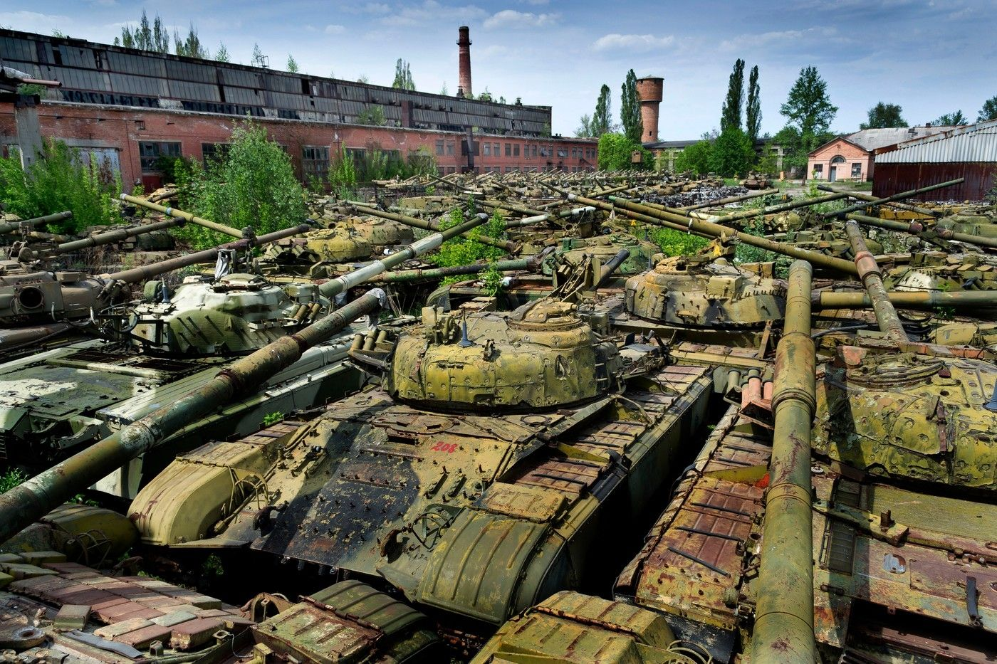 Бронетанковый кулак Украины