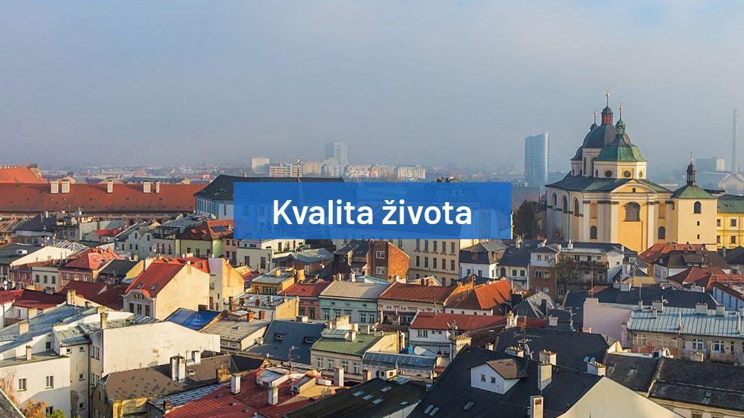 Příliv mladých i boj s nezaměstnaností. Žebříček měst odhaluje, jak se žije v Česku
