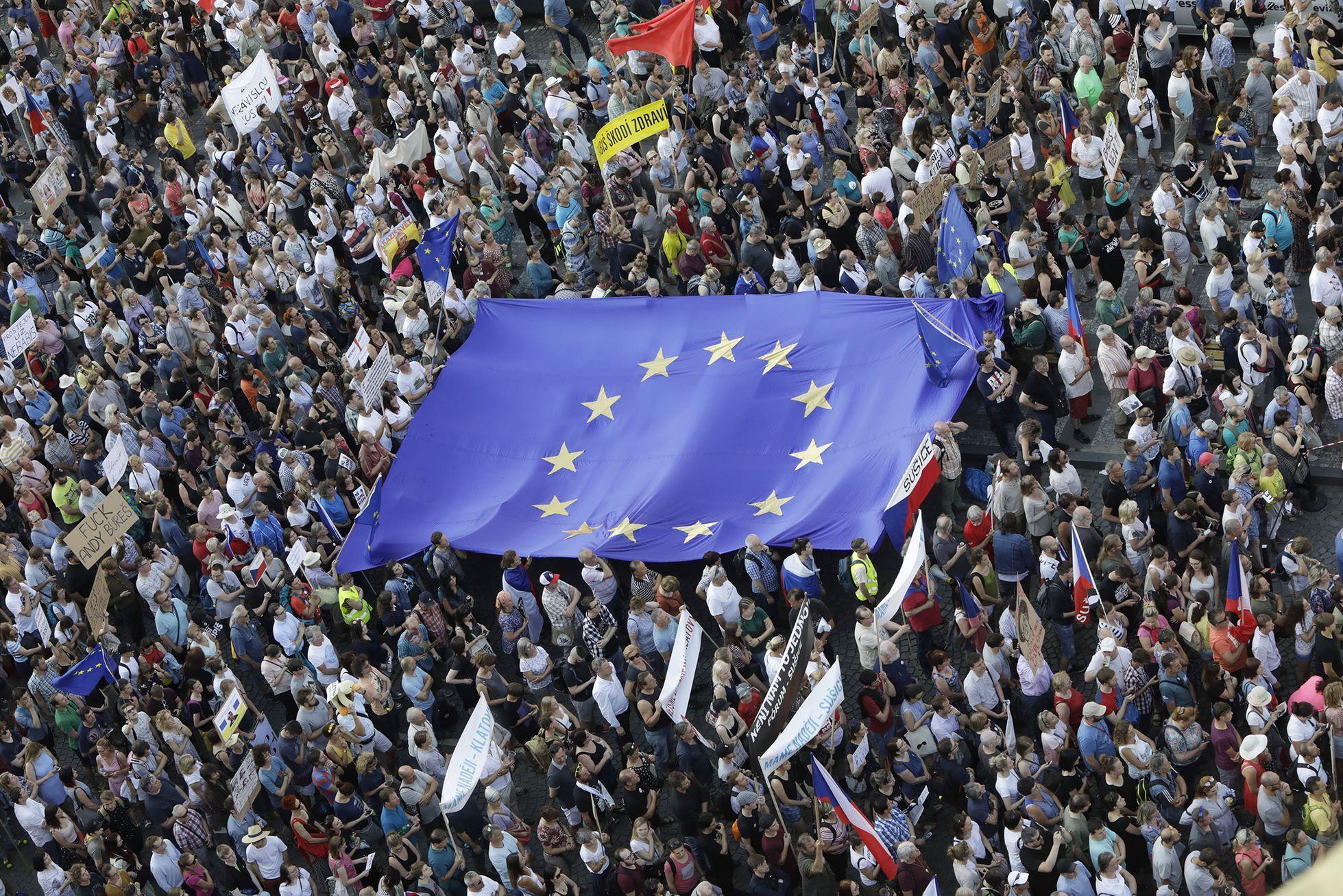 Demonstrace Proti Babisovi