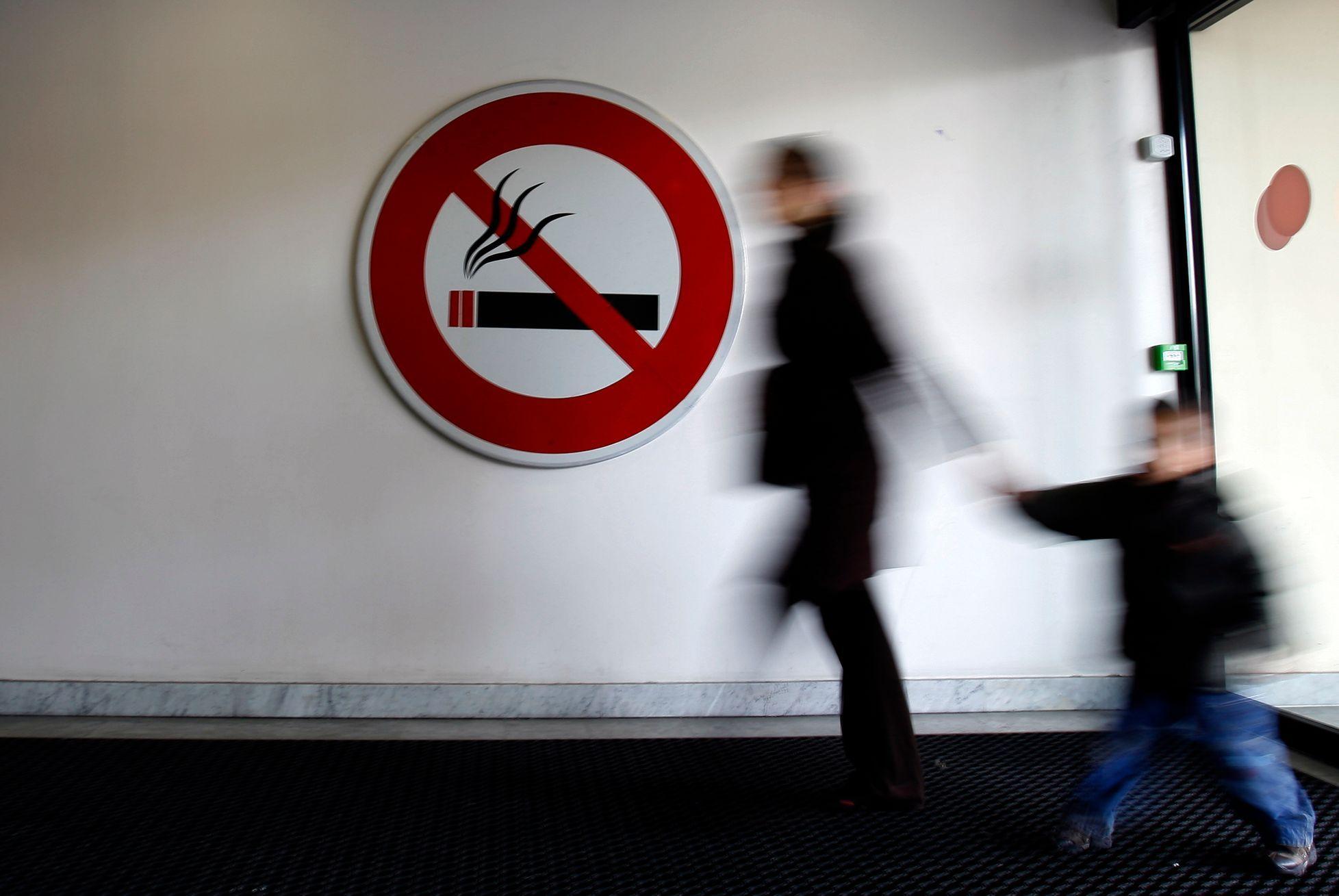 Kouření video galerie