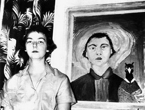 an introduction to the life of flannery oconnor Introduction the mood of this flannery o'connor, in her short life the plot of a good man is hard to find ultimately is about being saved.