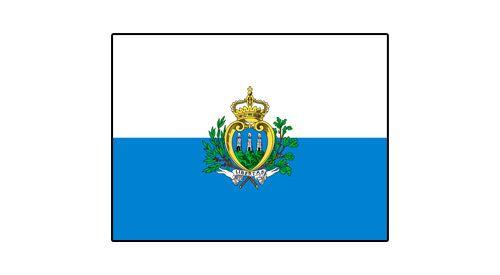 san marino vlajka   aktu ln cz