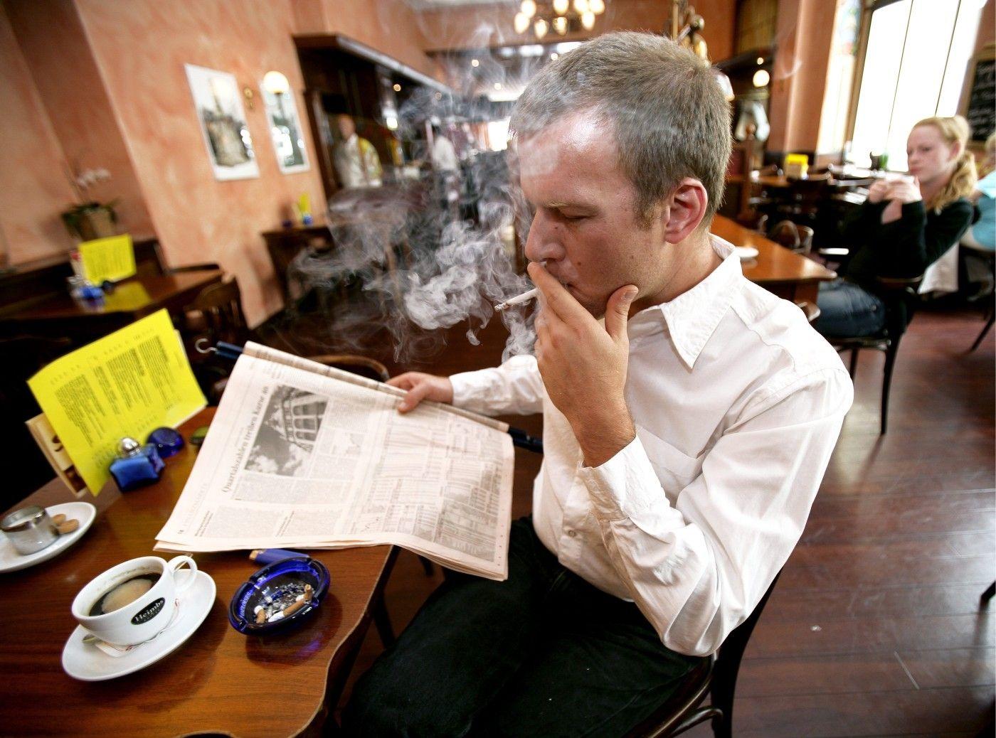 vysoký konec masáž kouření