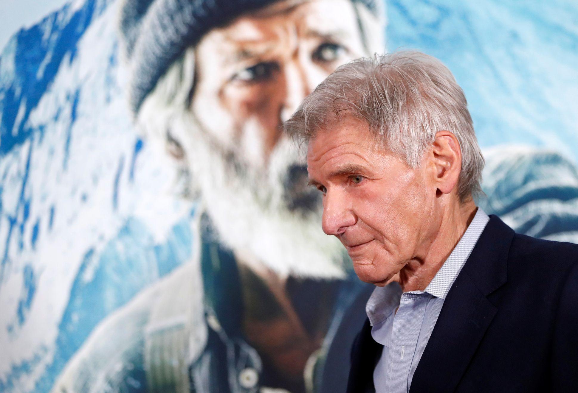 Harrison Ford si poranil rameno při natáčení pátého filmu o Indiana Jonesovi