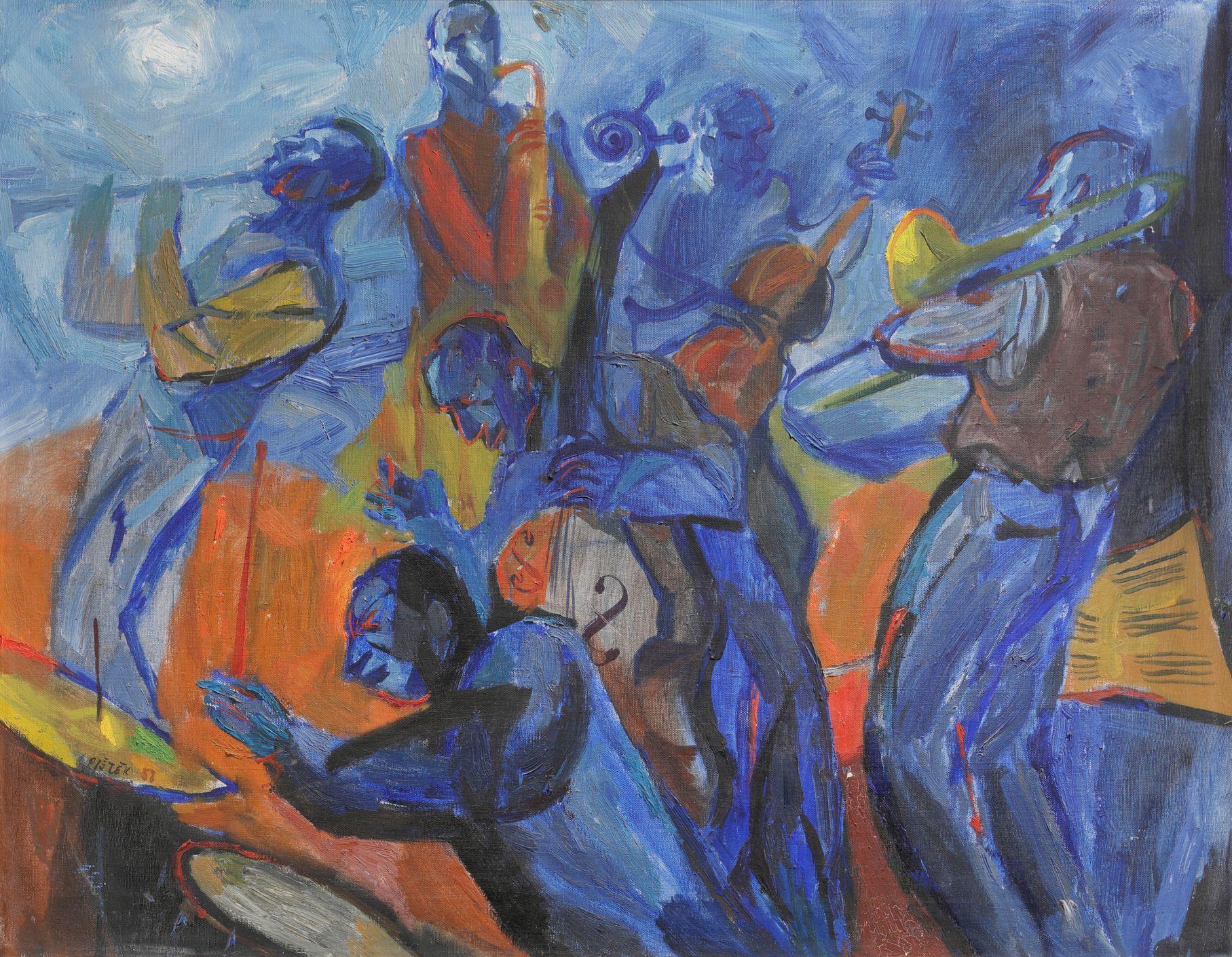 Toyen, Mucha, Preisler. Jarní aukce v Mánesu nabídne unikátní umělecká díla