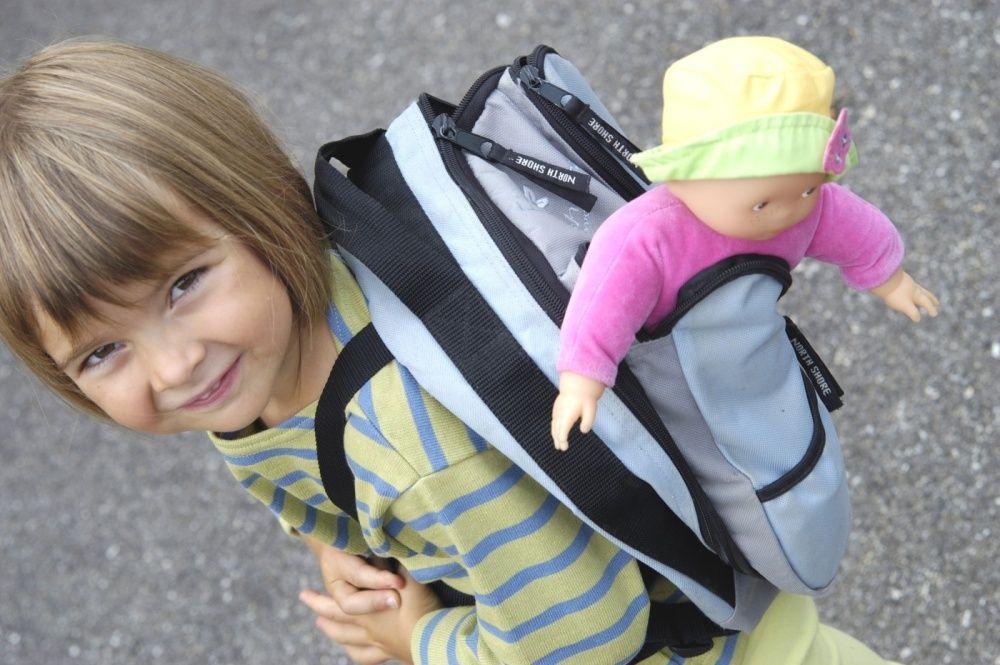 Jak vybrat školní batoh - Žena.cz - magazín pro ženy 83e7f03415