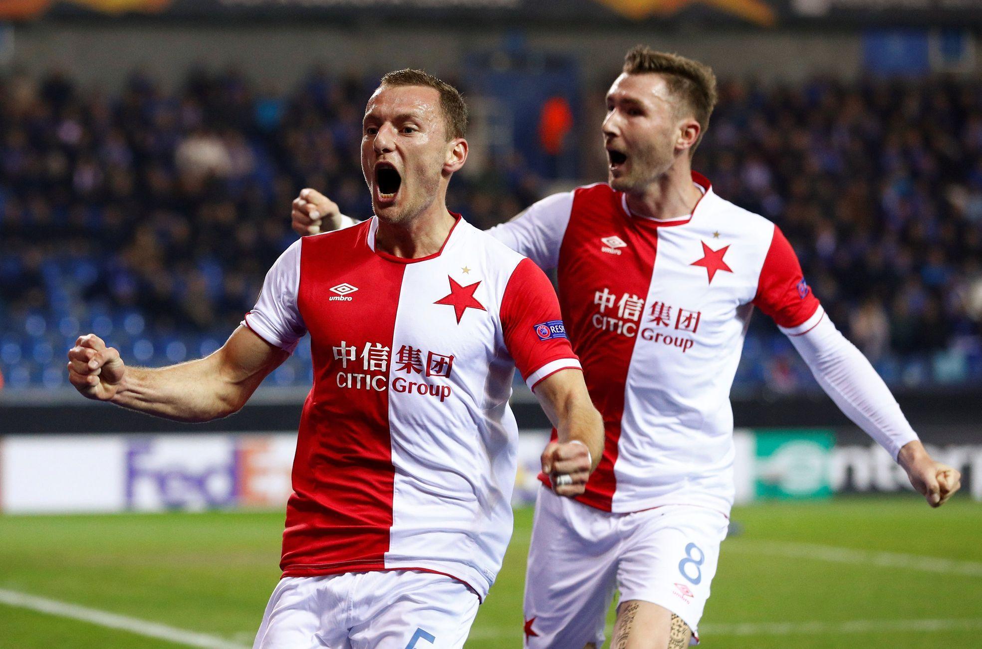 Los Evropské Ligy 2019: Slavia V Osmifinále Evropské Ligy Vyzve Sevillu S Tomášem