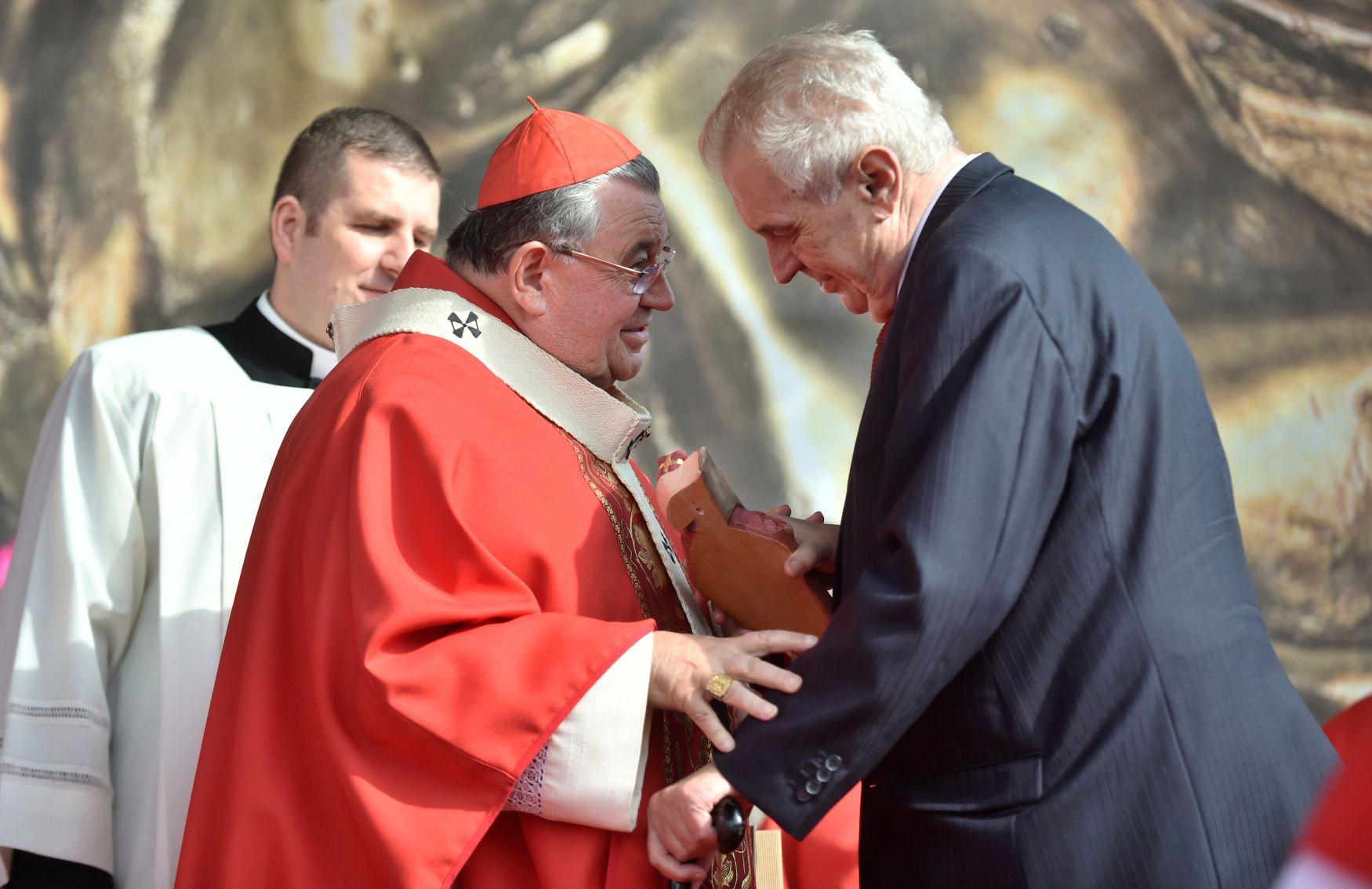 Výsledek obrázku pro kardinál duka