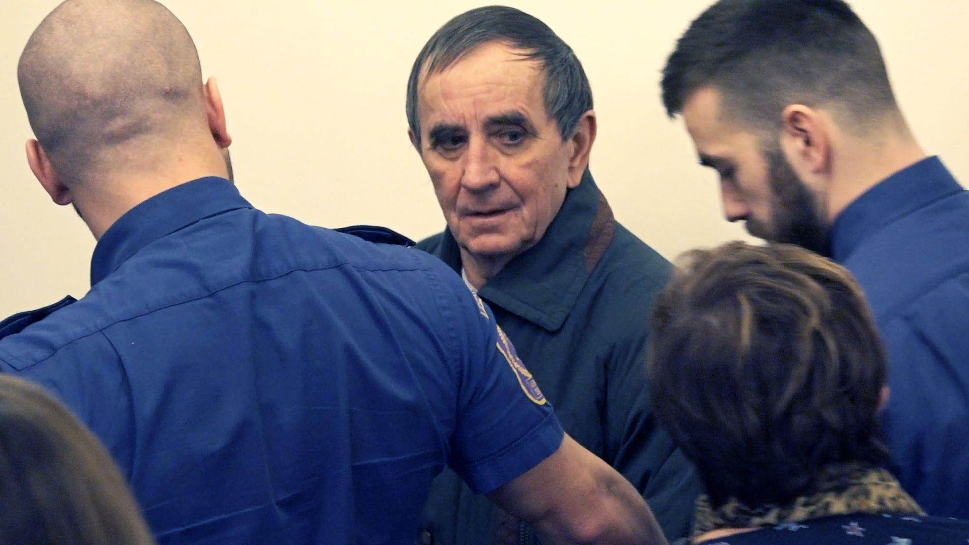První český terorista chce na svobodu, žádost o propuštění načasoval na den přesně