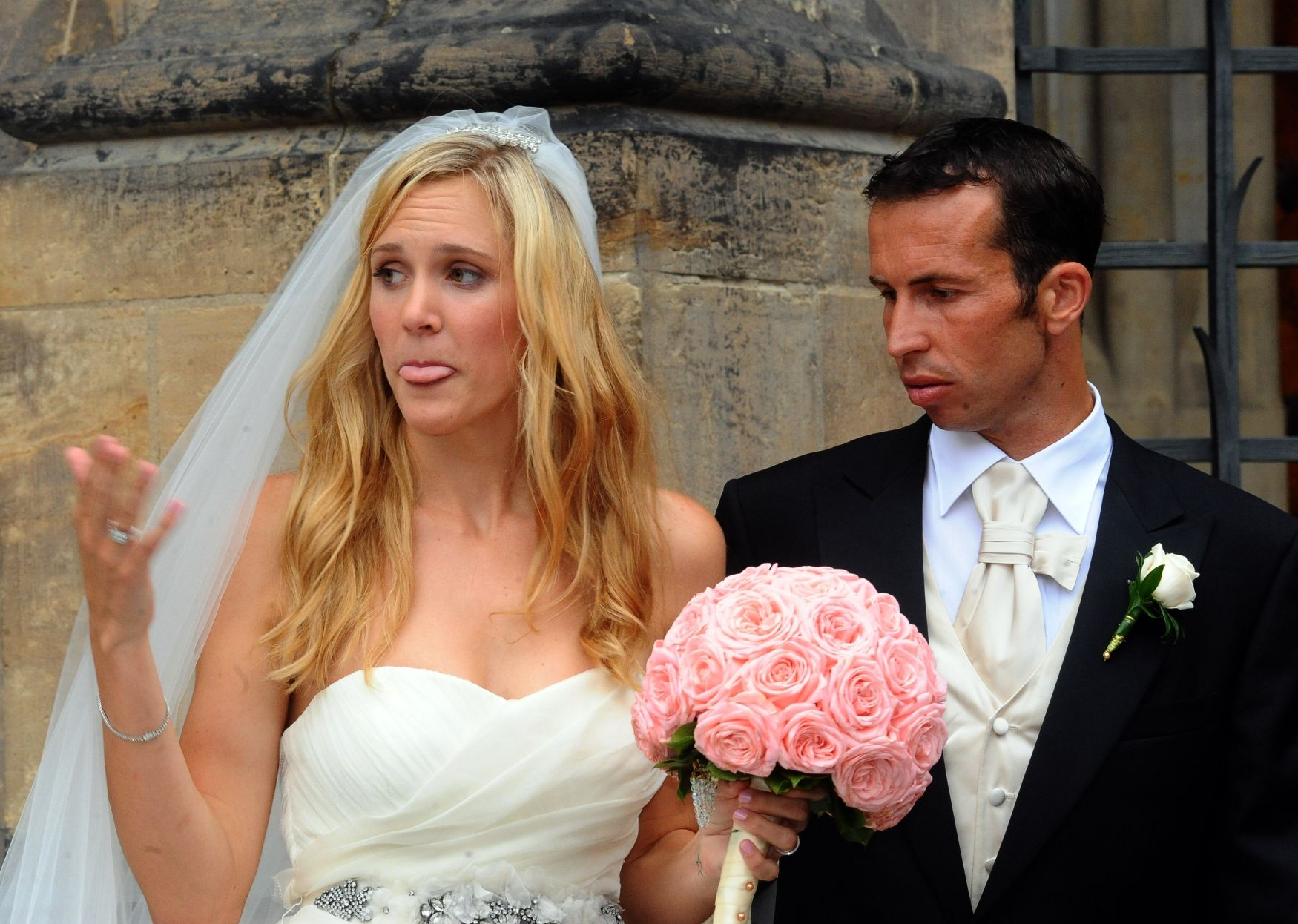 Rory nicol wedding