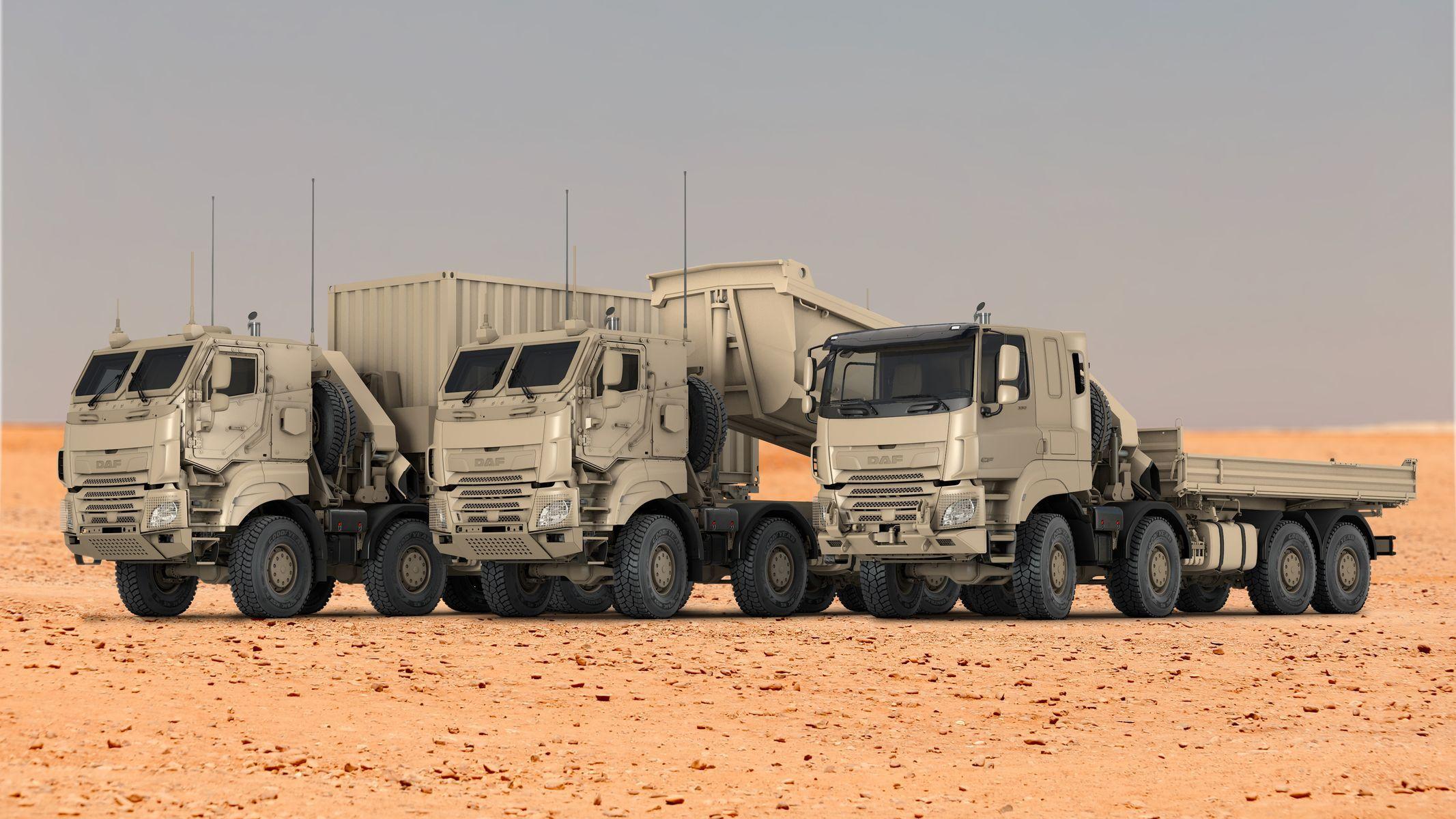 Konečně na Západ: Tatra se podílí na dodávce vozidel pro belgickou armádu