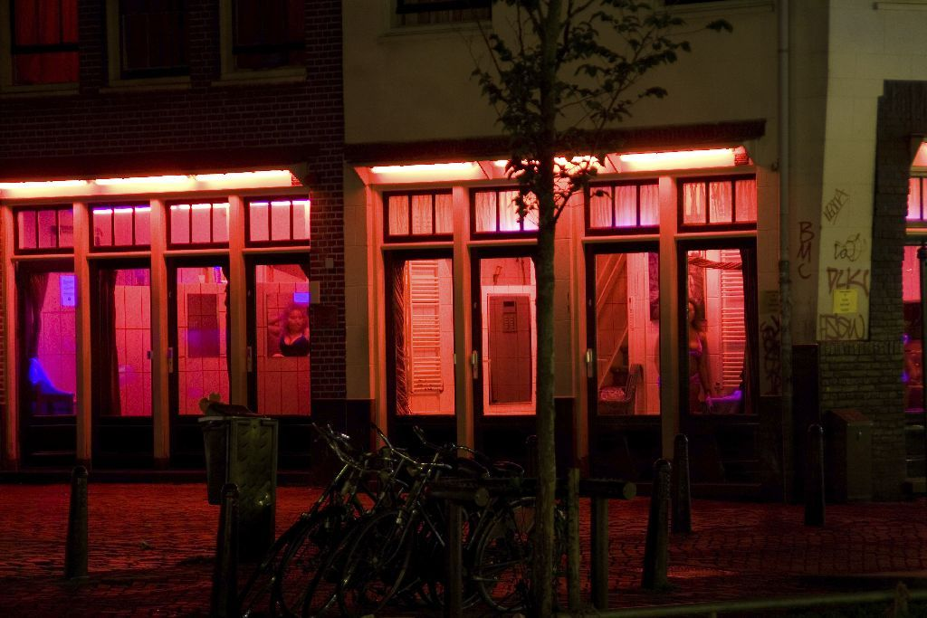 Sex booths in amsterdam