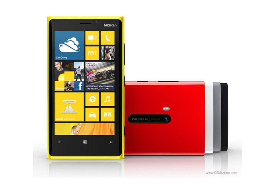Nokia Lumia 920 - Aktuálně.cz