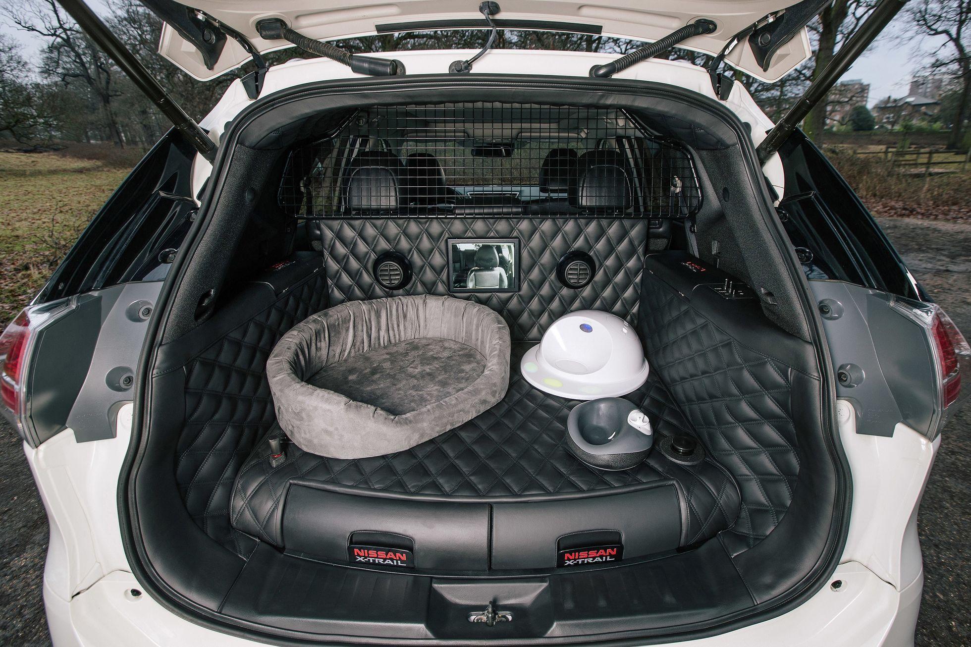 nissan x trail 4dogs nab z e en pro majitele ps a automobil aktu ln cz. Black Bedroom Furniture Sets. Home Design Ideas