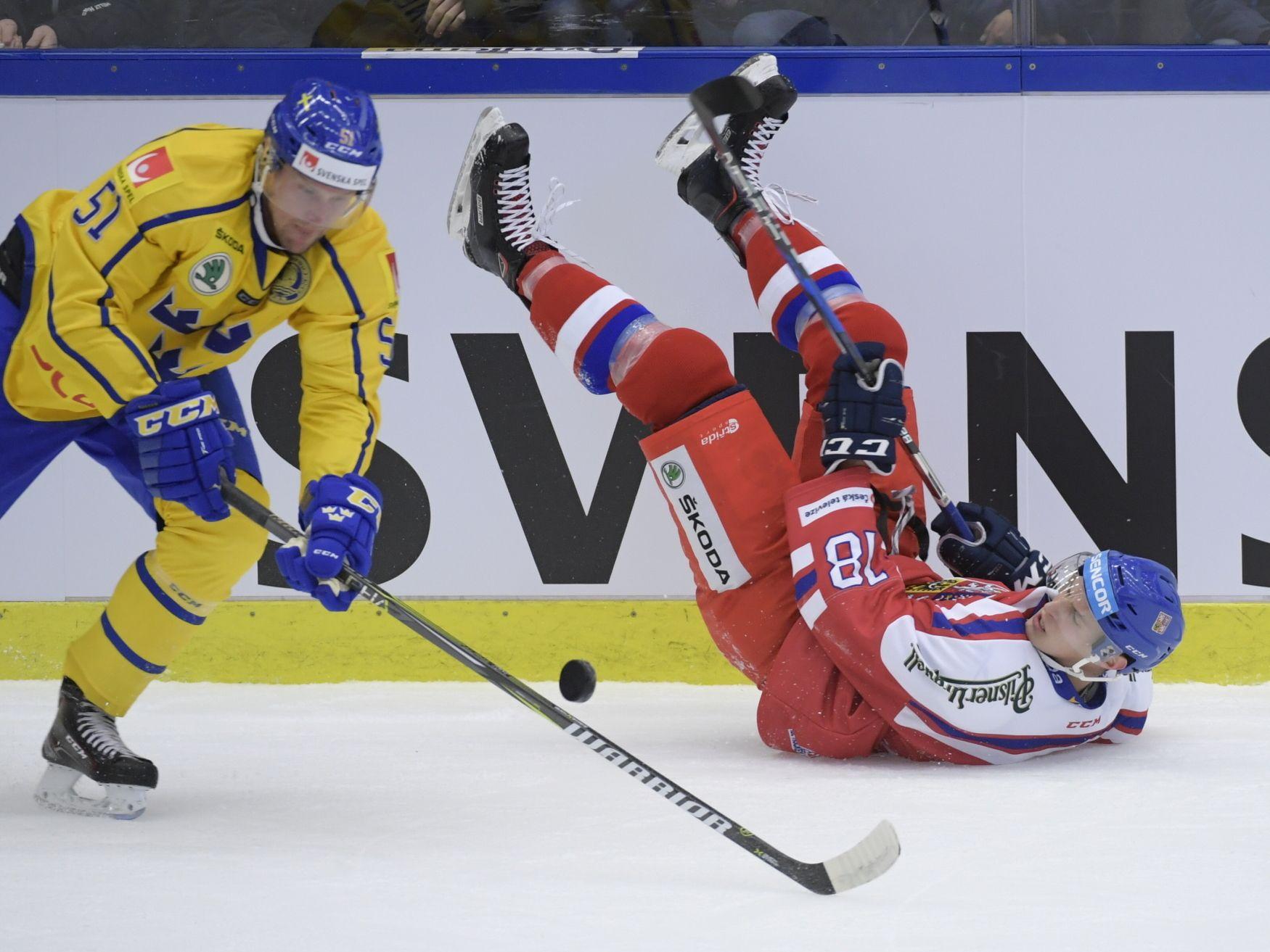 8fe92e1257ce2 Živě: Čeští hokejisté vyhráli na Channel One Cupu i potřetí, Švédy porazili  4:1 - Aktuálně.cz