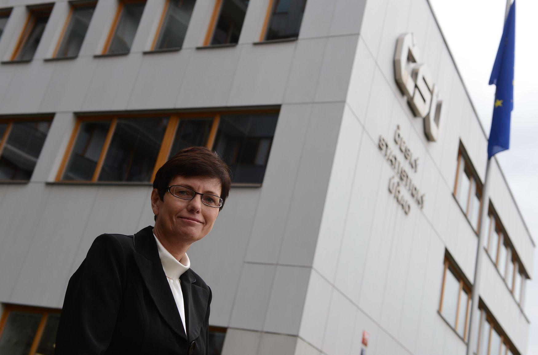 V čele statistického úřadu bude Rojíček, schválila vláda. Ve funkci nahradí zesnulou Ritschelovou