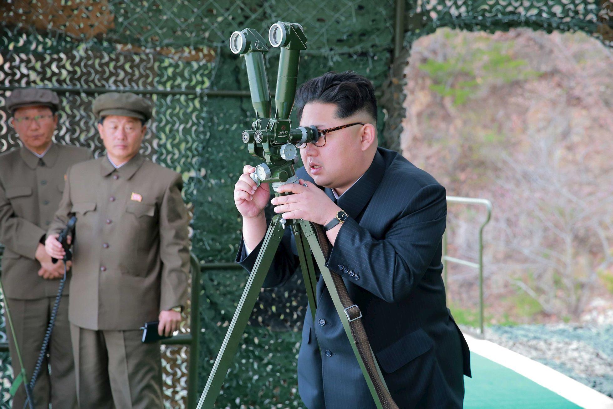 KLDR odpálila tři balistické rakety do Japonského moře. Další provokace 41f810b8d9