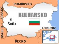Výsledek obrázku pro bulharsko mapa