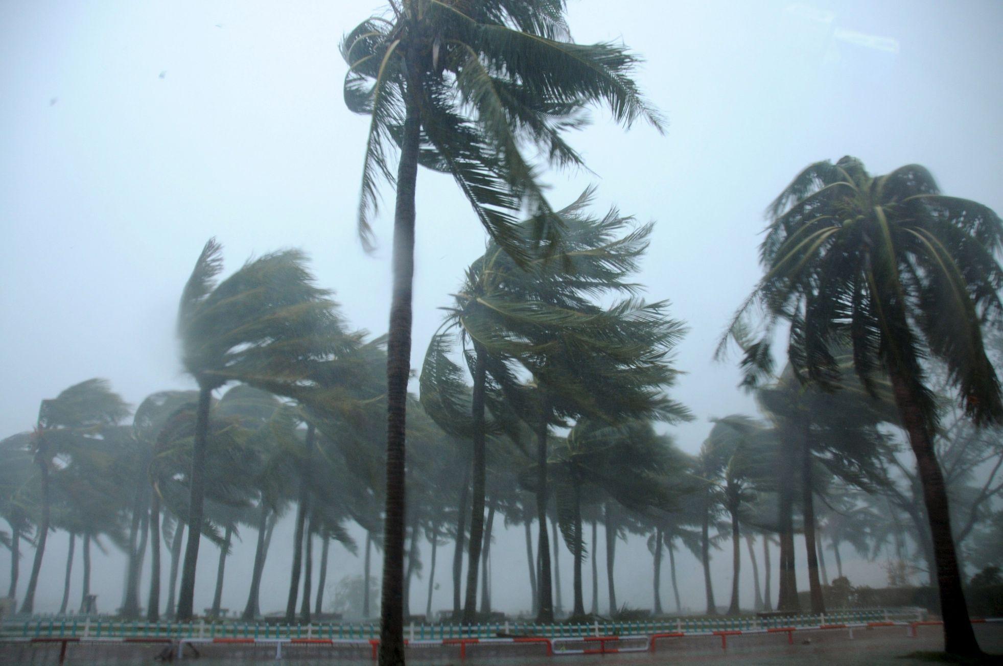 6010c1122d7 Na Tchaj-wan a Čínu míří s maximální silou tajfun Meranti - Aktuálně.cz
