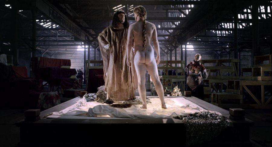 Кристина Асмус Пытается Возбудить Мужчину – Что Творят Мужчины! (2013)