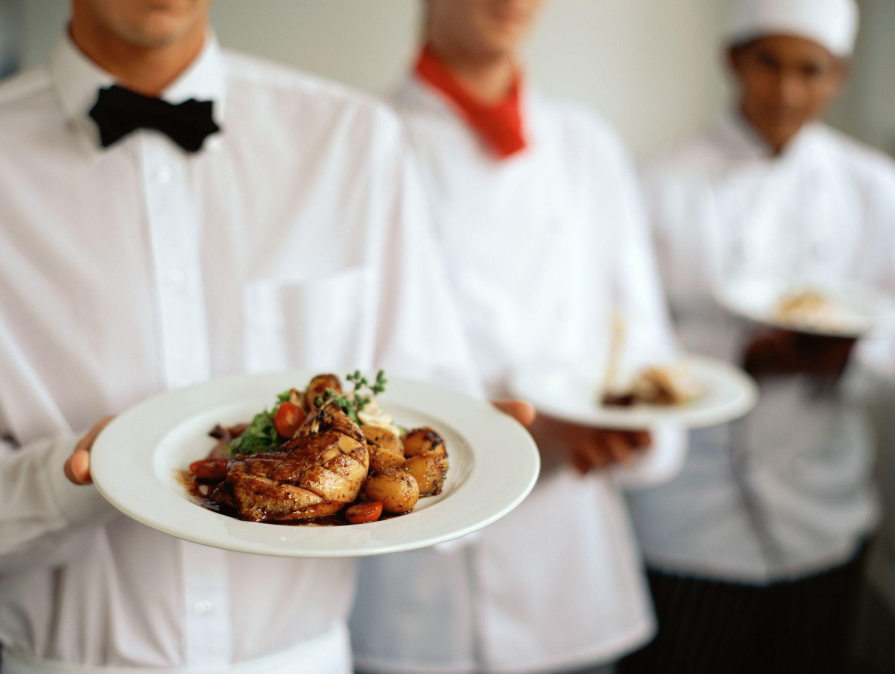 презентация в картинках про ресторан недели