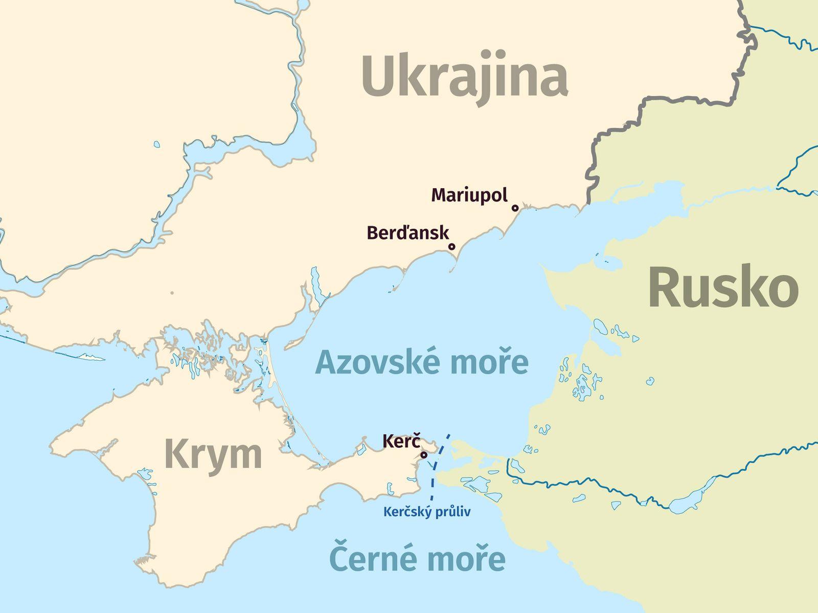 Ukrajina Aktualne Mapa