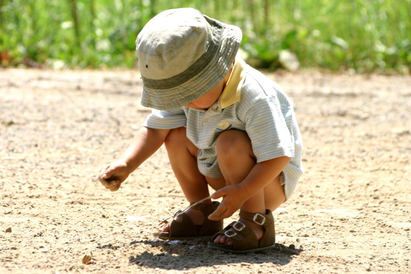 Little boy peeing Stock Photo, Royalty Free Image: 3691584.
