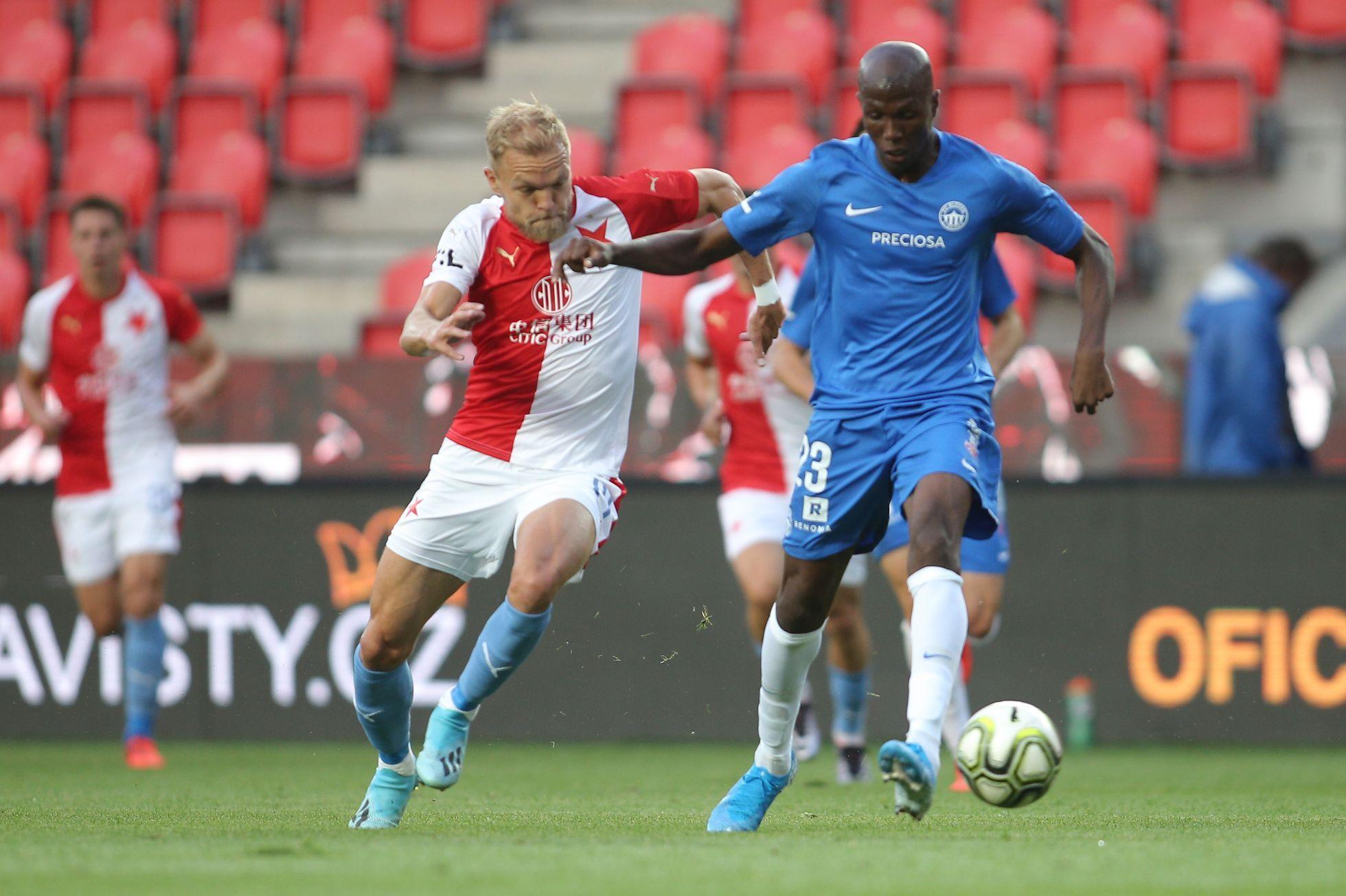 Liberec vs Slavia. Slavia hraje na horké liberecké půdě, Škoda s Traorem v základu