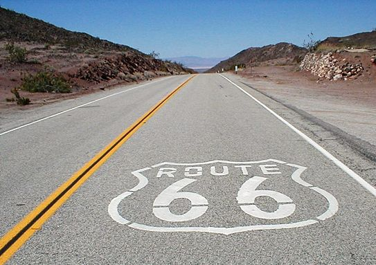 route 66 photo essay