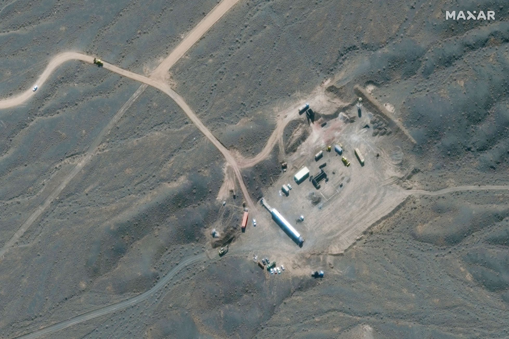 """Nukleární zařízení v Íránu se stalo cílem útoku. Teherán mluví o """"jaderném terorismu"""""""