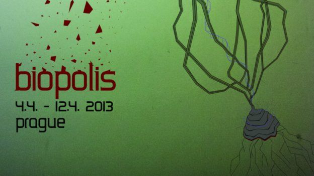 Enter:Biopolis – když se spojí umění, věda a technologie