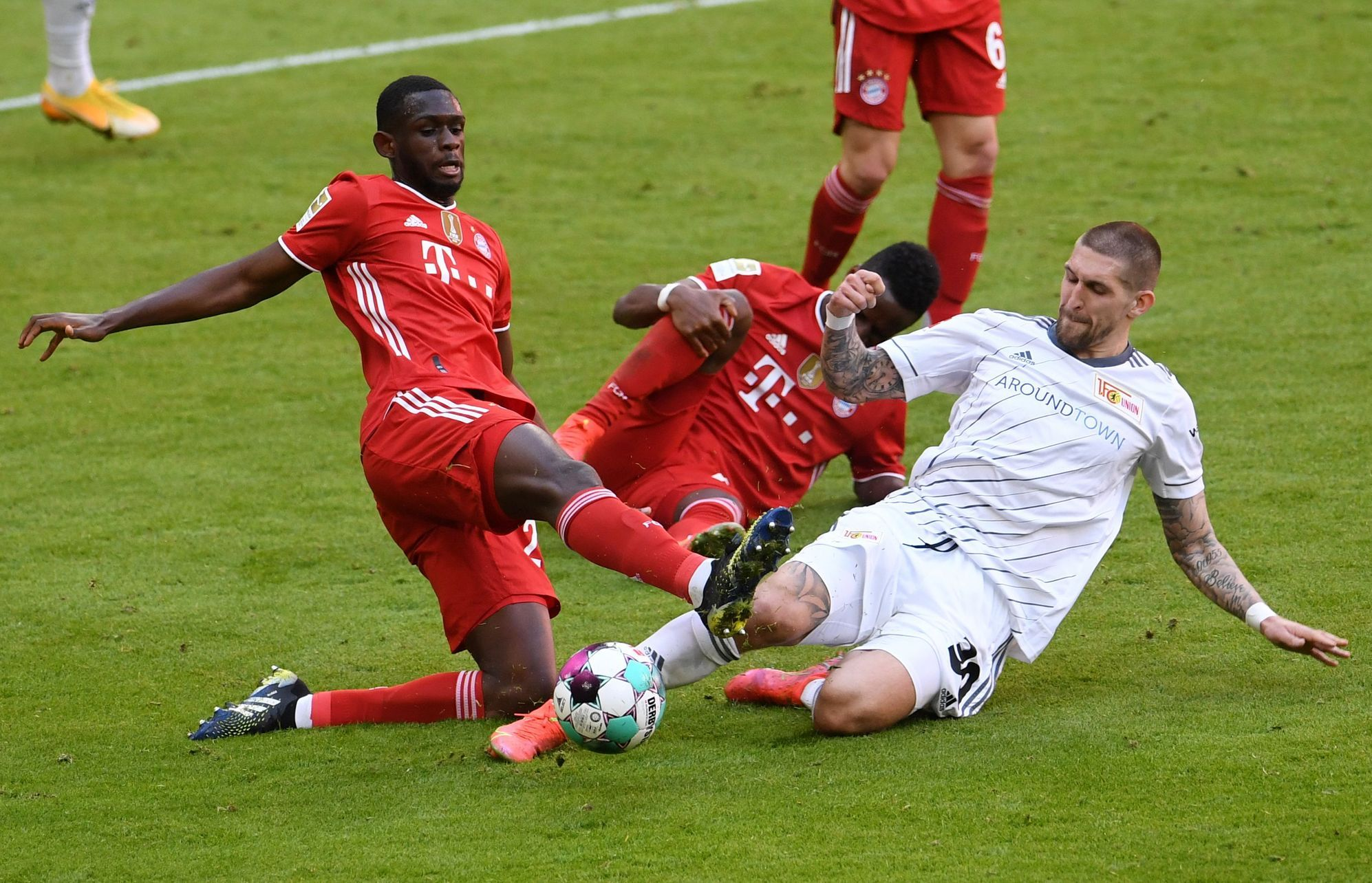 Bayern doma klopýtl s Unionem. Lipsko porazilo Brémy a smrsklo náskok giganta