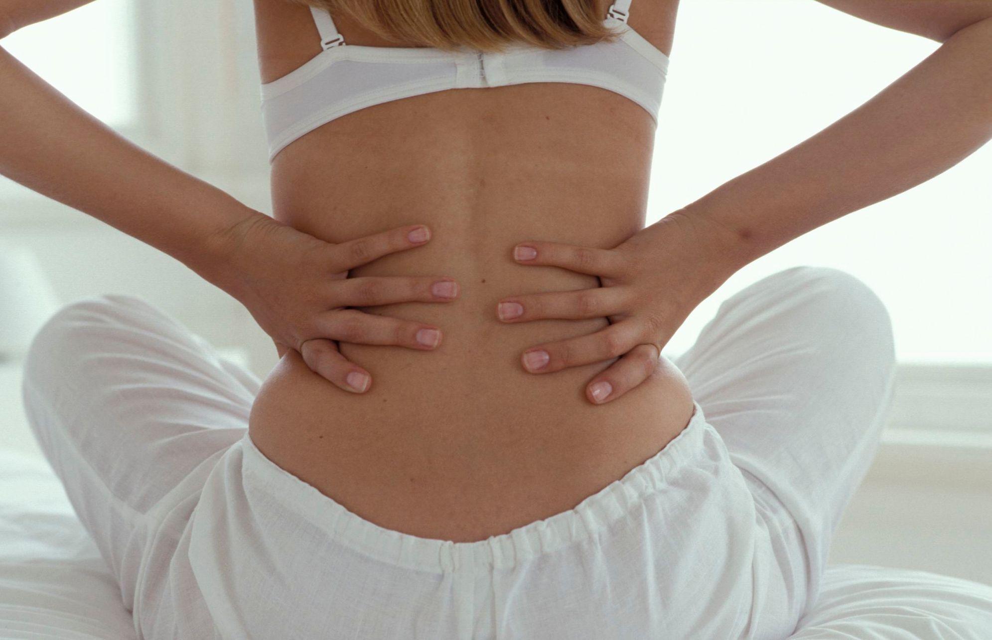 Что делать если прищемило нерв в спине