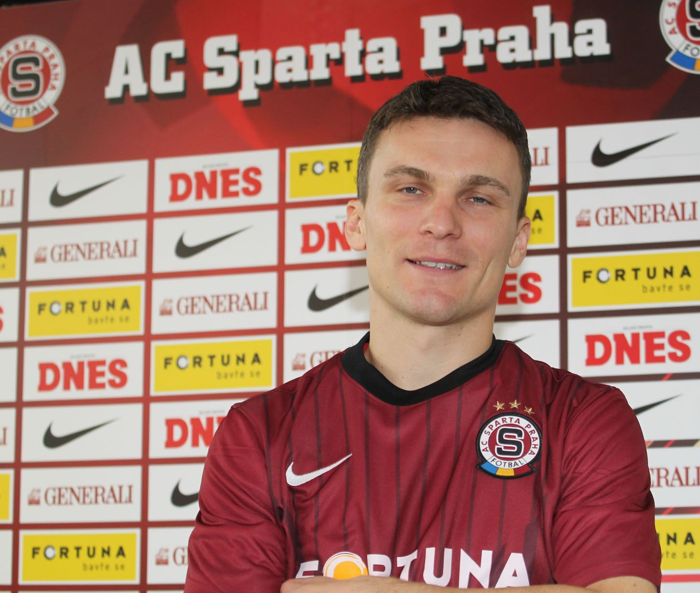 David Lafata, Sparta Praha - Aktuálně.cz