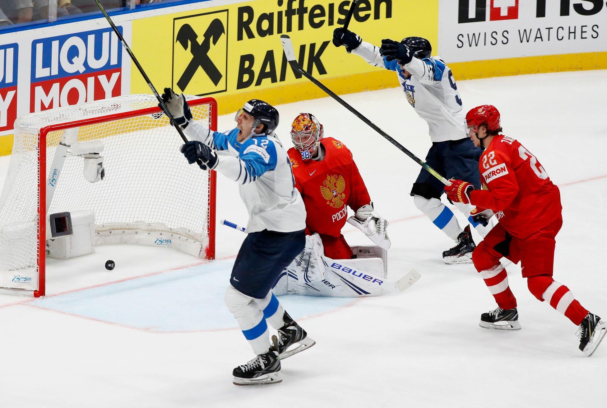 eb7d5a033d6c5 MS v hokeji živě: Sledujte semifinále Rusko - Finsko - Aktuálně.cz