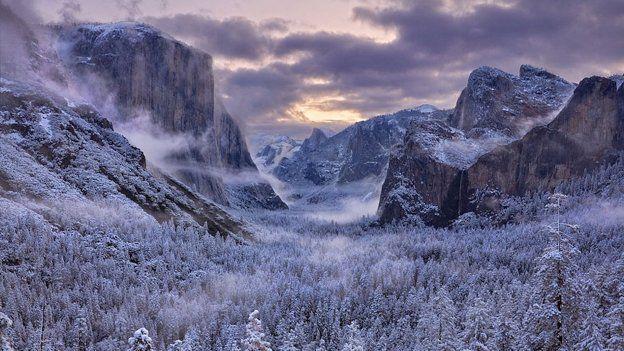GALERIE: Zima může být i krásná